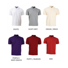 Custom men's polo shirt work uniform summer short-sleeved T-shirt design logo