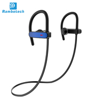 Free Shipping Bluetooth Cheap Stereo Bluetooth Headset Wireless Earphone RU10
