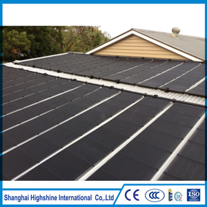 The lowest price hot fashion solar pool collector of china EPDM Swimming Pool Solar Heating Mats