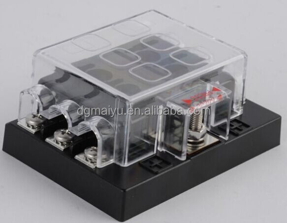 [SODI_2457]   12 Volt Blade Automotive Fuse Box Fuse Block - Buy 12v Fuse,Blade Fuse,Auto  Fuse Product on Alibaba.com | 12 Volt Fuse Box |  | Alibaba.com