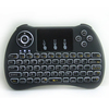 Newest android tv stick keyboard h9 Pro with backlit 2.4g mini keyboard for smart tv box