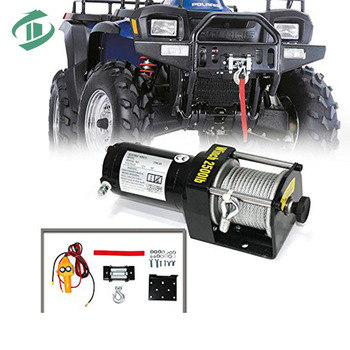 High Speed 2500 Lb Electric Winch 120v Winch With Wireless Remote - Buy  Electric Winch,2500 Lb Electric Winch,Winch With Wireless Remote Product on