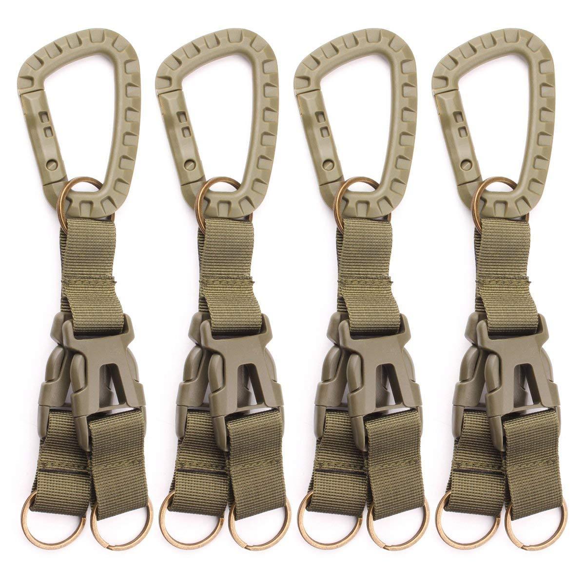 Quick Release Buckle Adjustable Backpack Bag Luggage Strap Alomejor Baggage Straps Belt