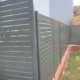 Horizontal Aluminum Iron Fencing And Gates For Garden