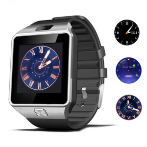 2018 Original Bluetooth DZ09 Smart Watch Call/SMS SIM Card Camera Intelligent Wrist Phone Watches For Android Wear Smartwatch