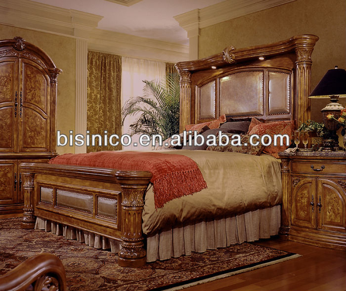Country Bedroom Sets: American Wooden Bedroom Furniture Sets,American Country