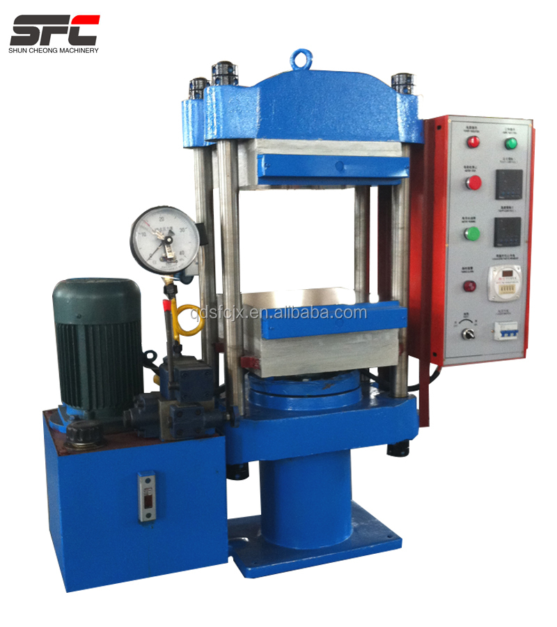 ShunCheong Promotional 25-2000t Rubber Vulcanizing Curing Hydraulic Press Machine