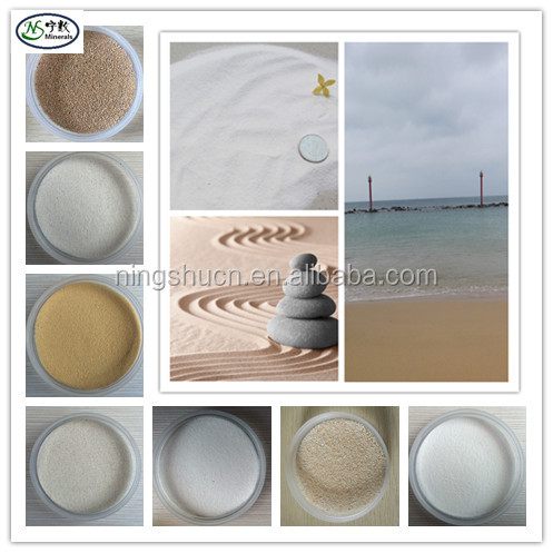 cheap/low price for colored sand landscaping / sandbeach with manufacturer price color sand