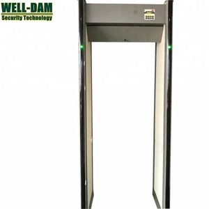 SecuGate 650i portable walk through metal detector price door frame metal detector price