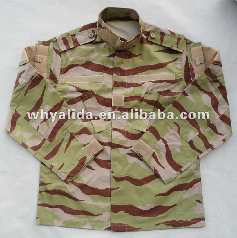 T/C Twill/Ripstop Digital Desert Speical ACU Military Uniform