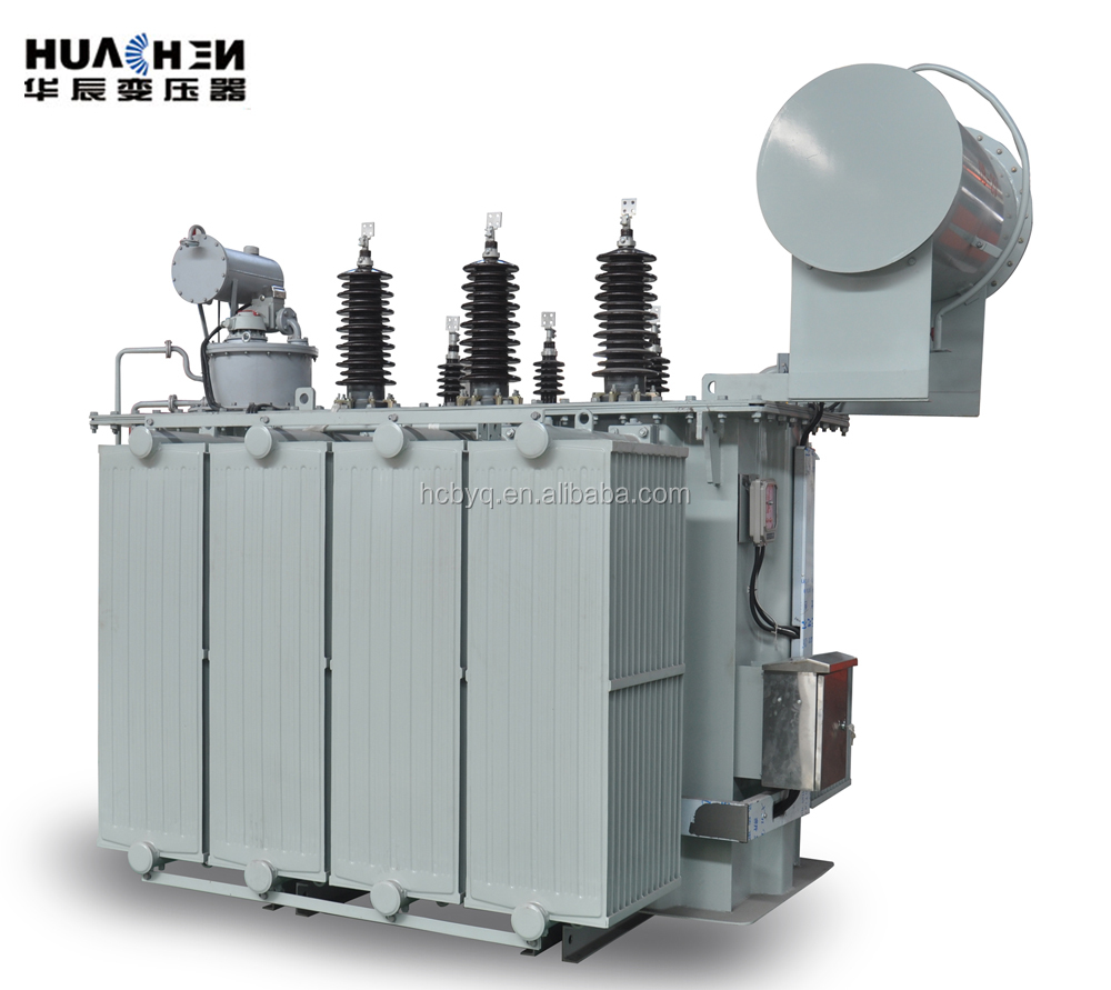 3 phase step down 35kv to 10kv oil filled power transformer