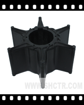 Outboard Water Pump Impeller Refer to Yamaha Impeller 688-44352-03 enginer power 75/80/90HP