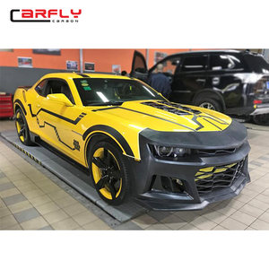 Body kit For Camaro ZL1 Bumper 5th Zl1 style and 6th 1LE style