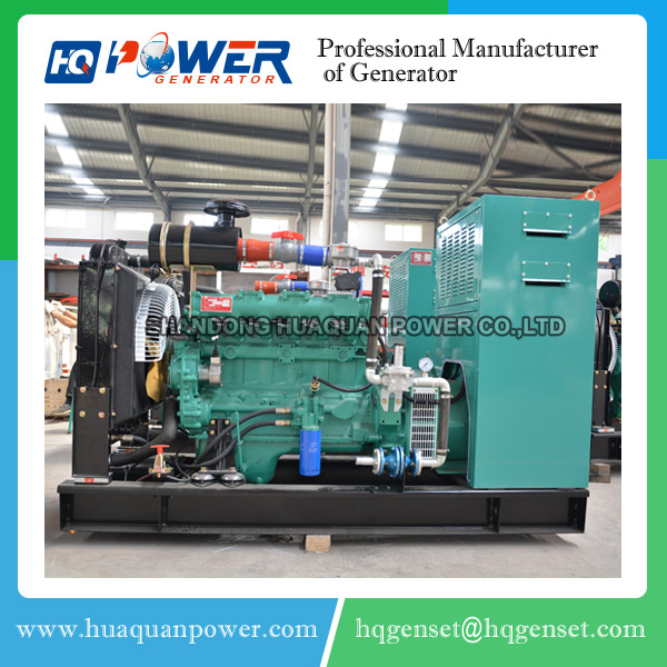 50kw biogas electric generator set for sale in india