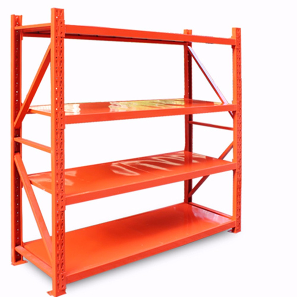 Wholesale cheap adjustable steel shelving storage rack for Inexpensive shelving