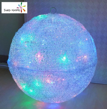 nice led big ball round ball christmas lights light up christmas balls