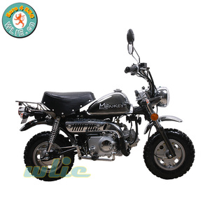 Oem dirt bike 50cc for adult differential motor design the most popular gas motorcycle Charly Monkey Dax (Euro 4))