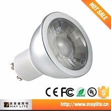 Alibaba China Manufacturer CE RoHS UL Gu10 Dimmable Round Bulb