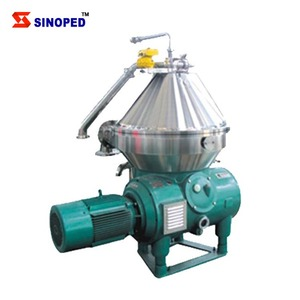 Filtering of rubber additives separator