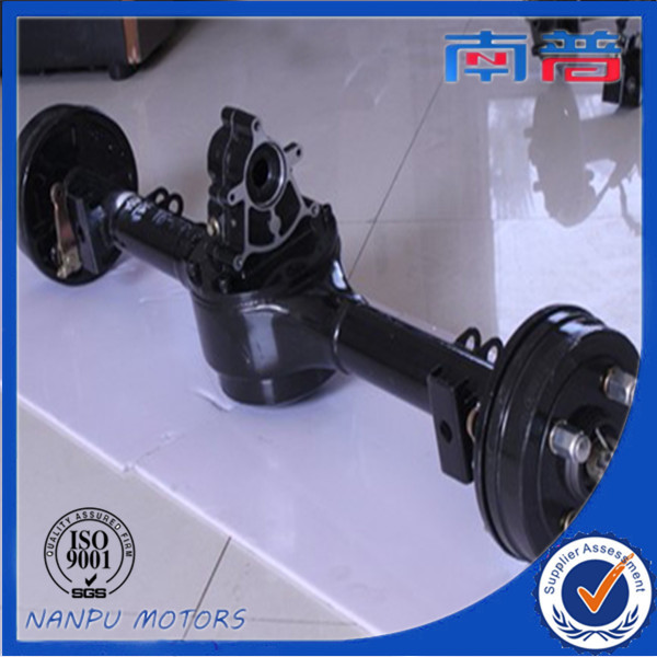 Transaxle Tricycle Rear Axle Integrated For E Rickshaw