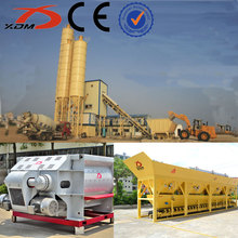 HZS75 Stationary Concrete Batching Plant Beton Batching Plant