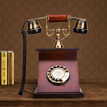 Antique Rotary Classic landline phones
