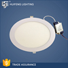 Hot sales standard size Factory made cheap 18 watt round led panel light
