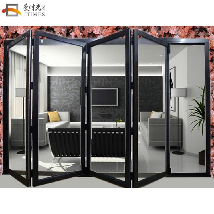 Beautiful Design Shatterproof Glass Doors Entrance Slide Back Glass
