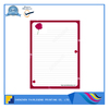 High quality wholesale price colorful letter writing paper