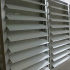 Pleated Zebra Shutters Aluminum Window Blind