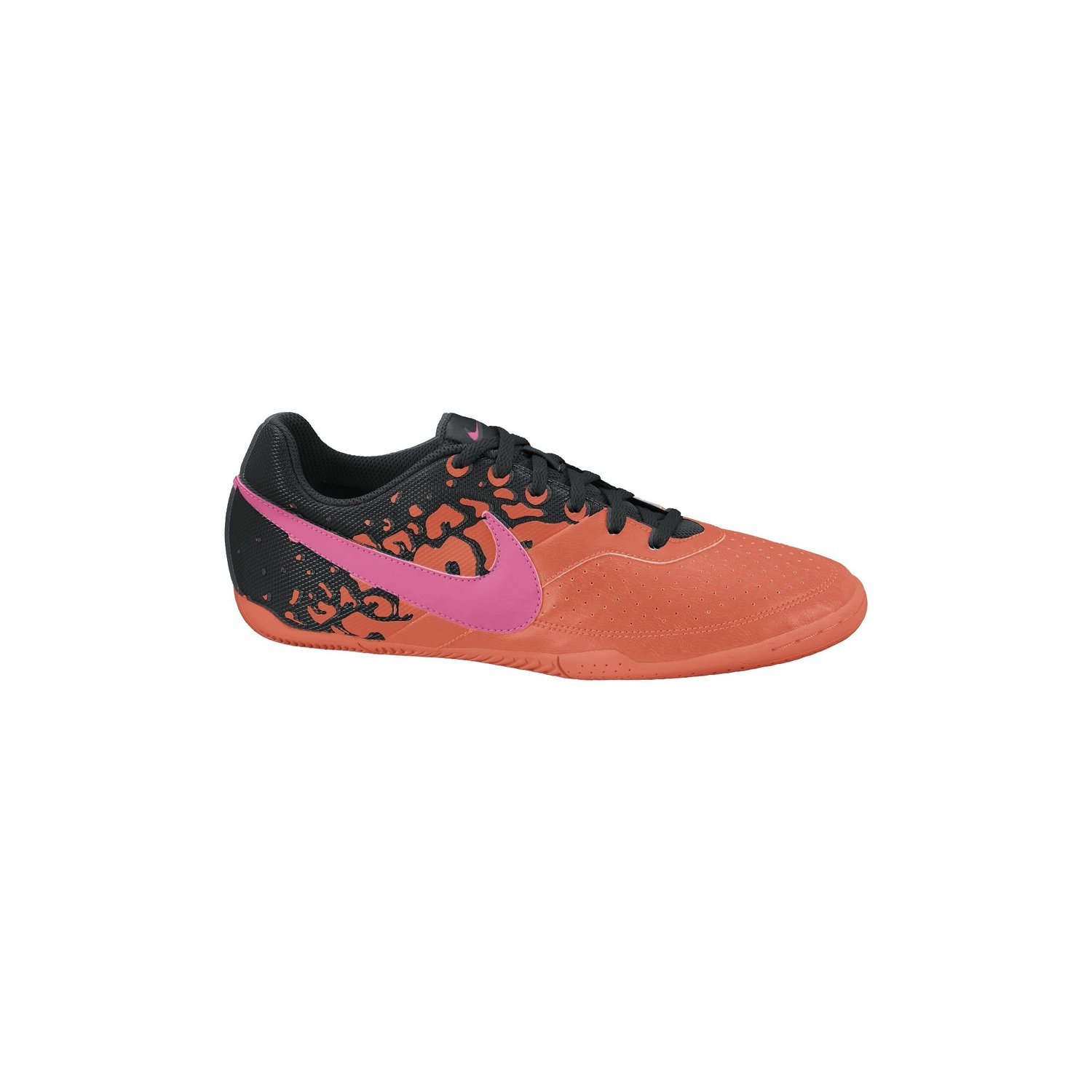8c4e980ee Get Quotations · Nike Men's Nike Elastico II Total Crimson/Black/Pink Flash  10.5 D - Medium