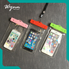 Resistance cheap clear waterproof bag cover for phone