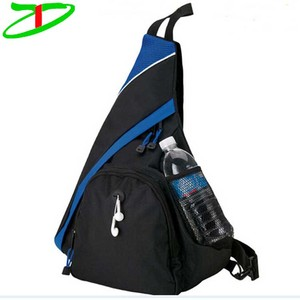 Quanzhou Wholesale College Men Sling Bags, Branded Triangle Backpack