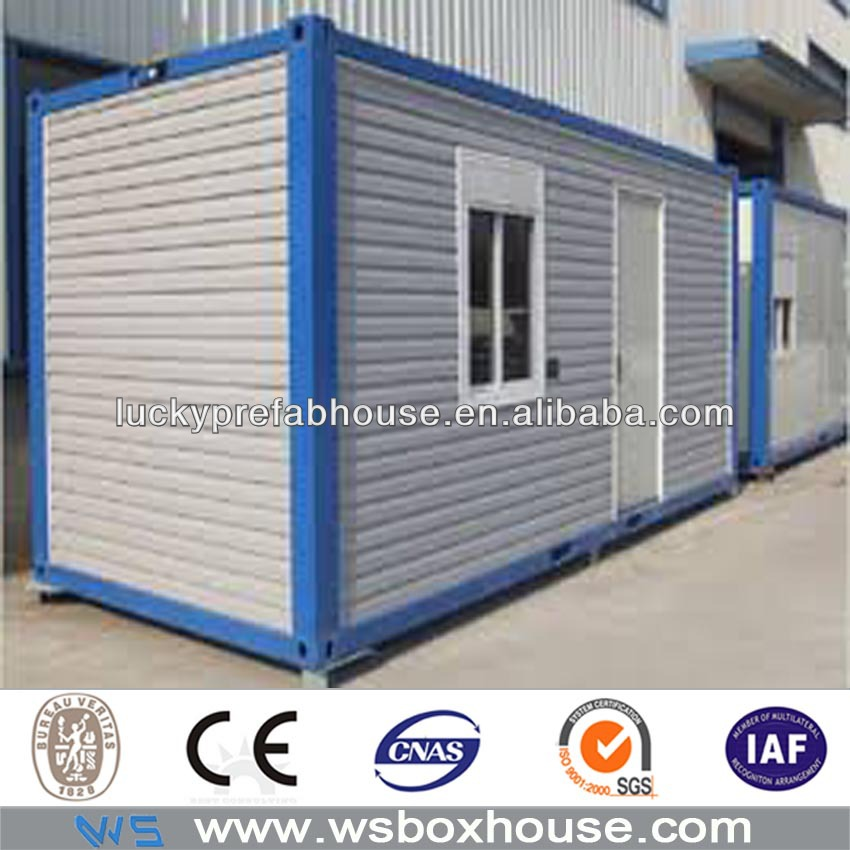 simple economical prefabricated house showroom workshop office shipping container prefab portable cabins