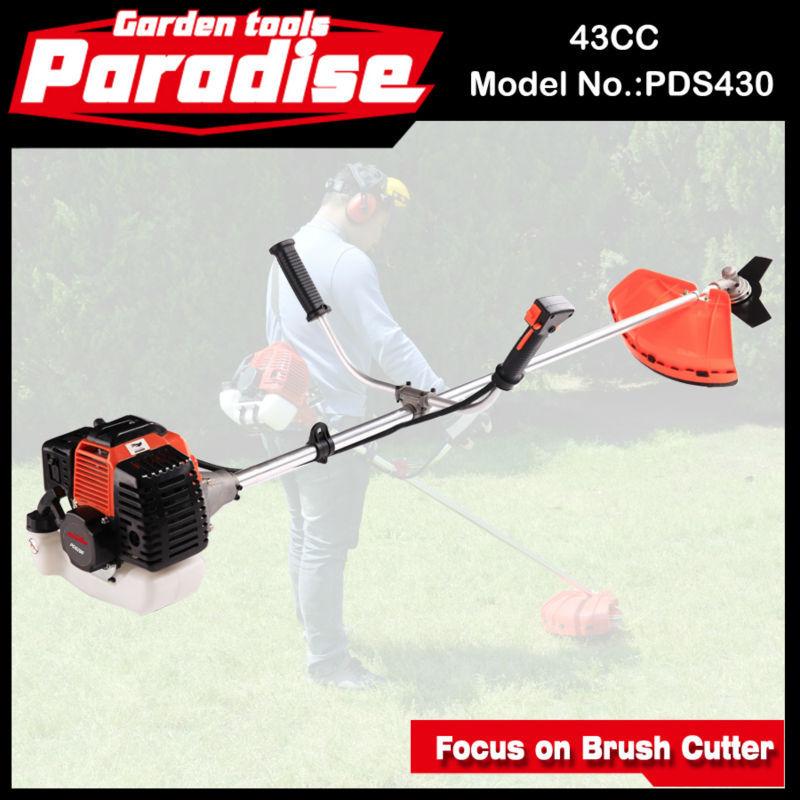 Buy HY-HS680 52CC gasoline kawasaki brush cutter for grass cutter ...