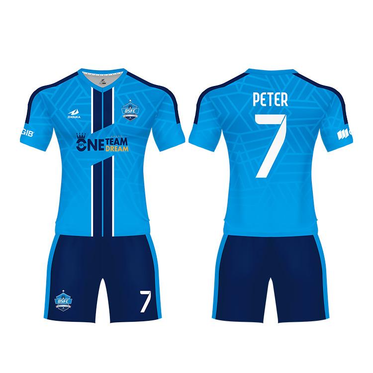 blue jersey