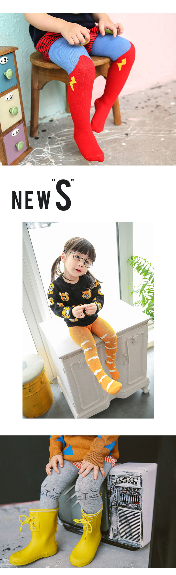 Wholesale trendy design certified pants baby leggings