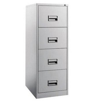 Index Card 4 Drawers Filing Cabinet