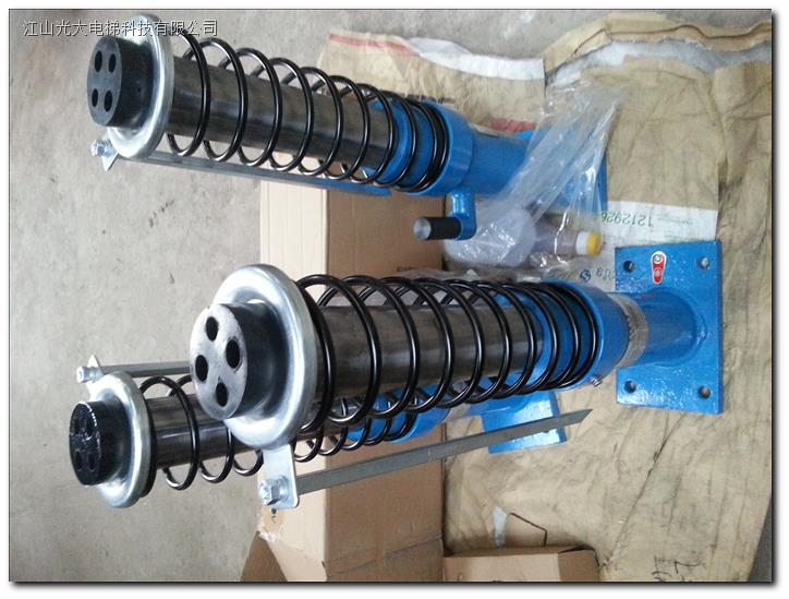 high quality elevator oil buffer for elevator parts
