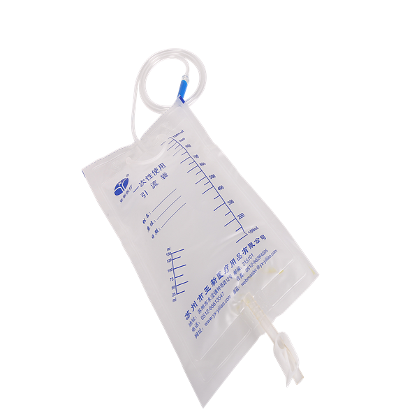 3000ml+500ml Meter Metered Urine Urinary Drainage Bag Collection