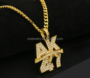 Ak47 Pendant Necklace 3f0245906e5c