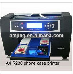 Digital phone case laser printer clear image eco solvent for T shirt laser printing