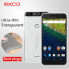 EXCO Newest 0.6mm Clear Transparent Mobile Phone Case for Huawei Nexus 6P / for Google Nexus 6P