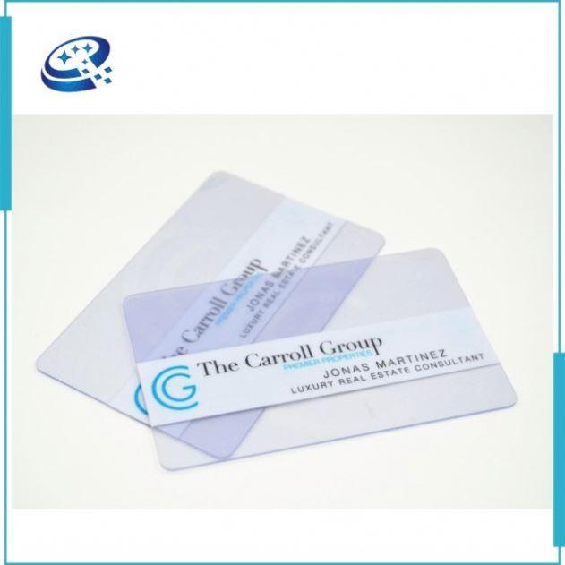 Customized Printed Pvc Card Printer Plastic Uv 3D Hologram Business Cards