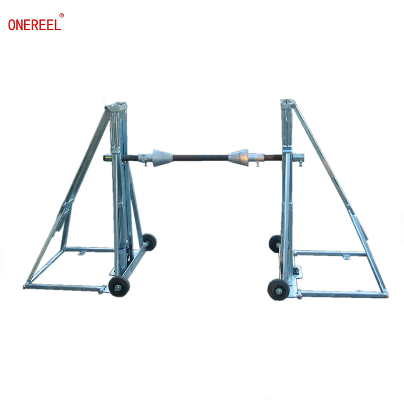 Cable Drum Stand, Cable Drum Stand Suppliers and Manufacturers at ...