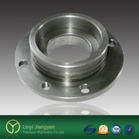 Sainless steel mechanical components with lost wax technology