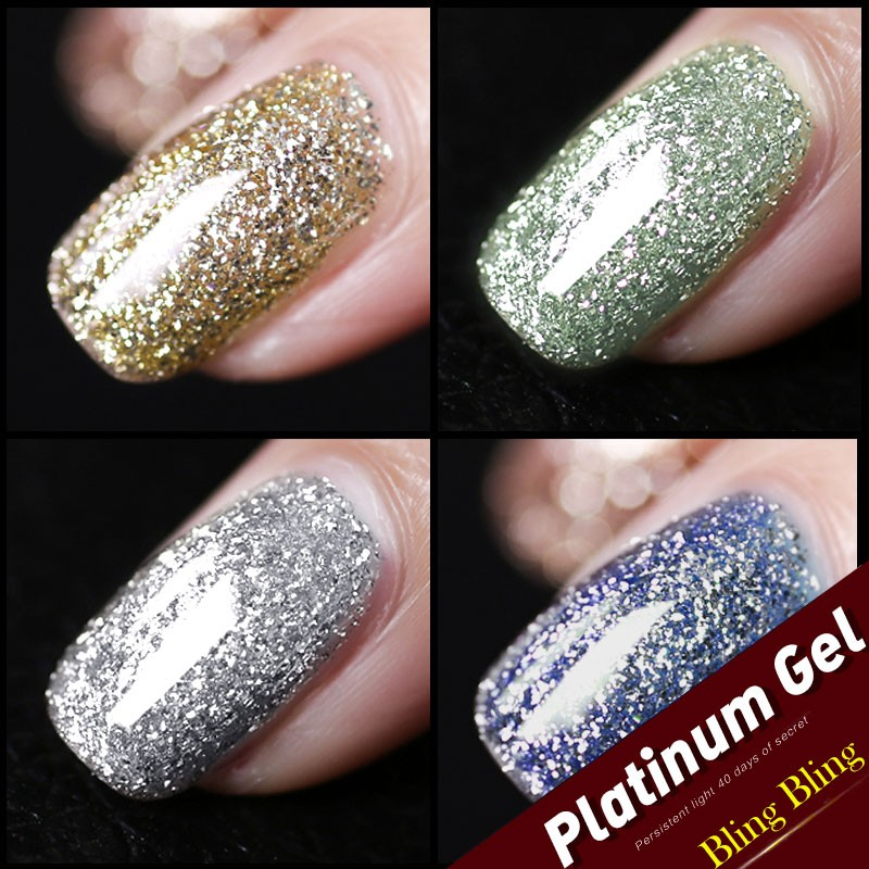 60752 2017 Best Selling Nail Art Products Acrylic Nails 12 Paillette ...