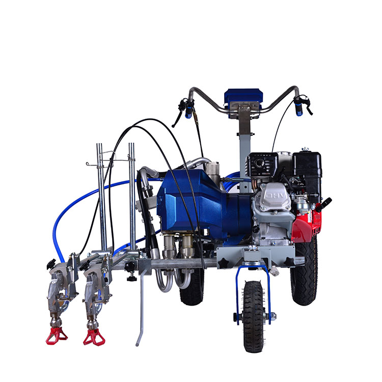 HB970 Gasoline Airless Paint Sprayer Machine Hydraulic Pump 2018 new