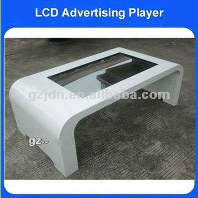 Newest! lcd touchscreen table kiosk support WIFI