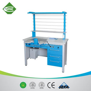 2018 various styles and high quality raw materials dental laboratory furniture, dental workstation